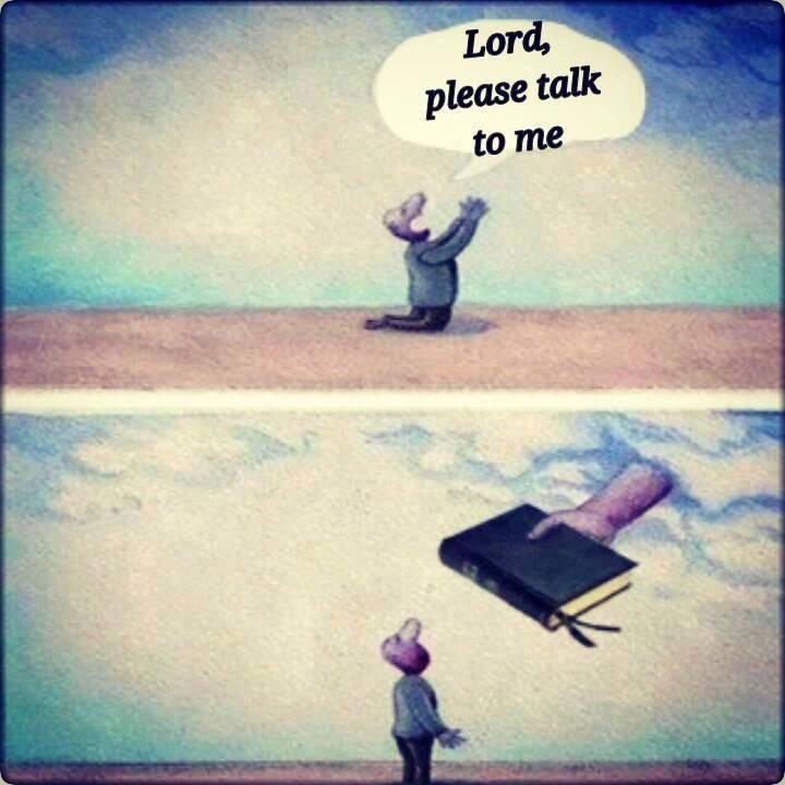 Herre, tal til mig